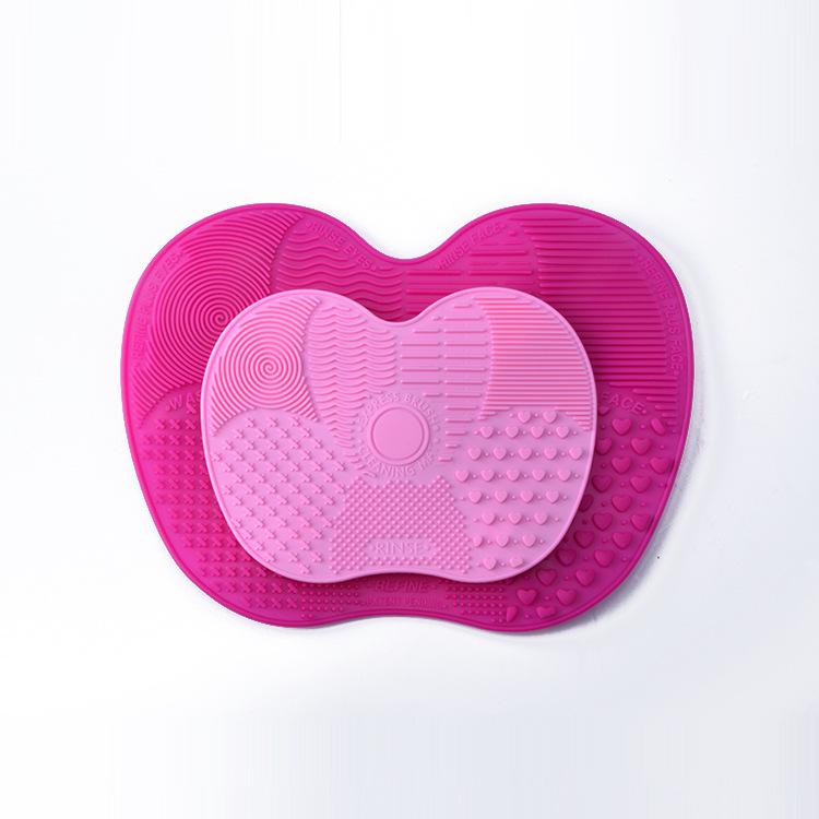 美妆清洁硅胶垫