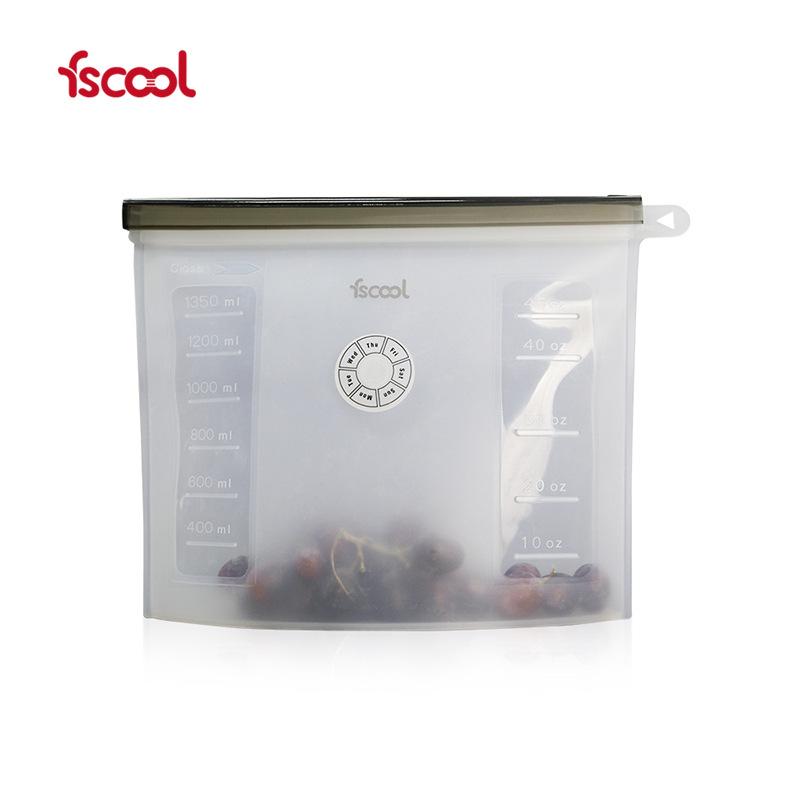 食品级硅胶保鲜袋