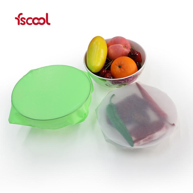 食品级硅胶环保健康保鲜膜